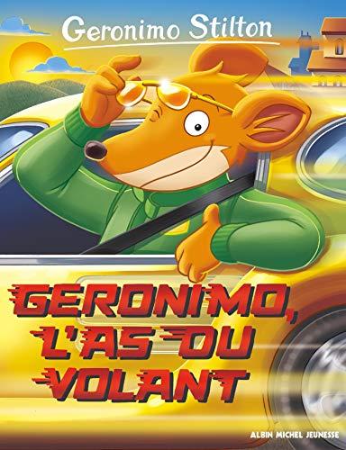 9782226394330: Geronimo Stilton, Tome 69 : Géronimo, l'as du volant
