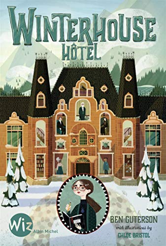 9782226436788: Winterhouse Hôtel - tome 1