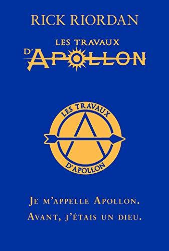 9782226438782: LES TRAVAUX D'APOLLON T1 - COLLECTOR: L'oracle caché