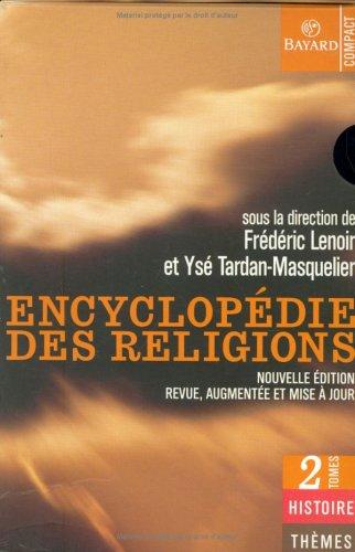 9782227011007: Encyclopédie des religions, coffret 2 volumes, nouvelle édition revue et augmentée