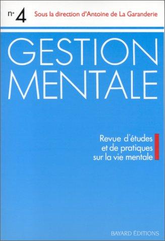 9782227132030: Gestion mentale, numéro 4