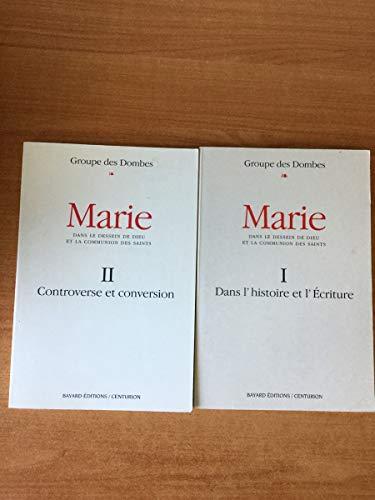 9782227310957: Marie dans le dessein de Dieu et la communion des saints tome 2 controverse et conversion