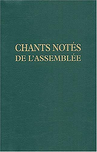 Chants notàs de l'assemblà e (French Edition): Bayard