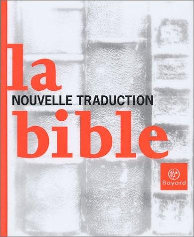 9782227358003: Bible - nouvelle traduction