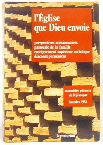 LOURDES 1981. ASSEMBLEE PLENIERE DE L'EPISCOPAT FRANCAIS.: REGNIER Guy