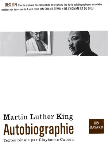 9782227436800: Martin Luther King : Autobiographie