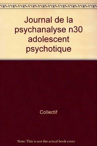 Journal de la psychanalyse de l'enfant, numéro: Collectif