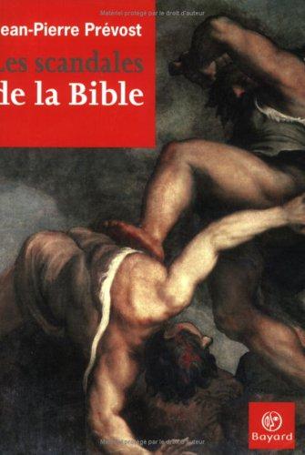 9782227474253: Les scandales de la Bible