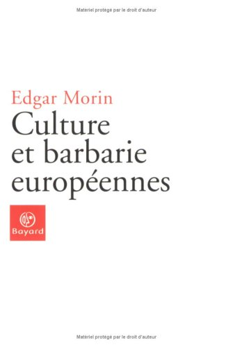 9782227475502: Culture et Barbarie Europeennes