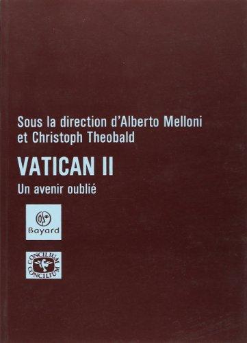 9782227475564: Concilium : Vatican II, un avenir oublié