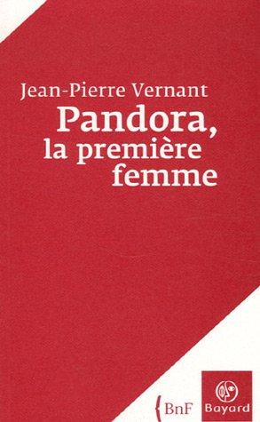 9782227476257: Pandora - la premiere femme