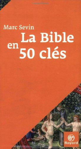 9782227477483: La Bible en 50 clés (French Edition)