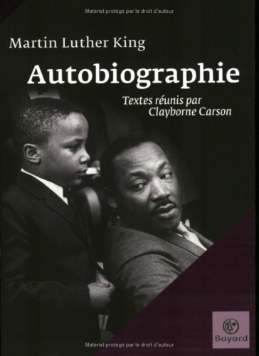 9782227477735: Martin Luther King : Autobiographie