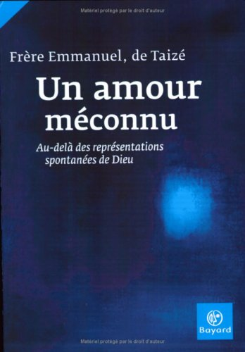 9782227477759: Un amour méconnu (French Edition)