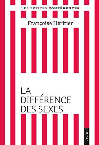 9782227481435: La différence des sexes (Les petites conférences)