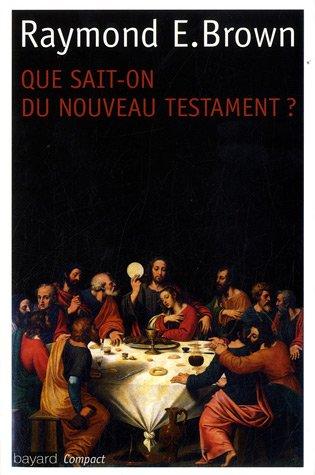 9782227482524: Que Sait-On Du Nouveau Testament ?