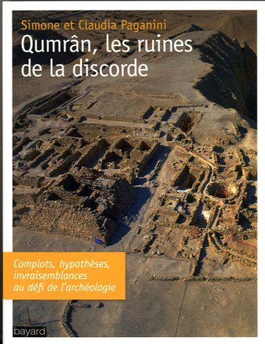 9782227483040: Qumr�n, les ruines de la discorde