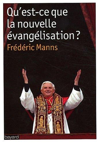 9782227483460: Qu'est-ce que la nouvelle évangélisation ?