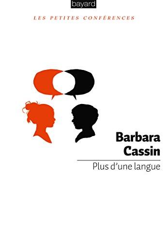 PLUS D'UNE LANGUE: CASSIN BARBARA