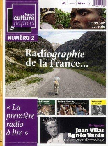 9782227484887: France Culture Papiers, num�ro 2 : Radiographie de la France