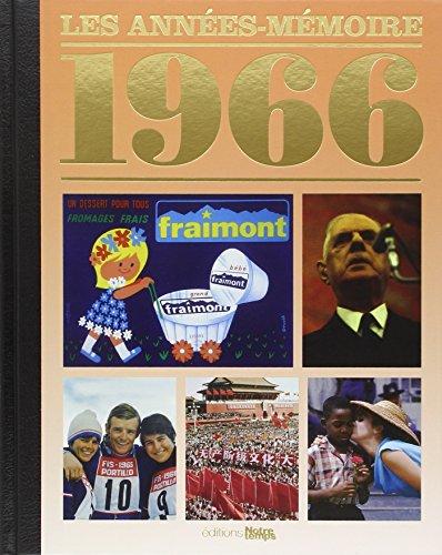 9782227485846: 1966 Les Années-Mémoire