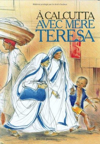 9782227601284: A Calcutta avec mère Teresa