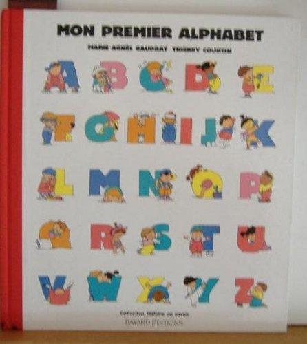 9782227704312: Mon premier alphabet