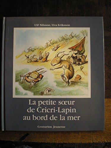 9782227705302: La Petite soeur de Cricri-Lapin au bord de la mer