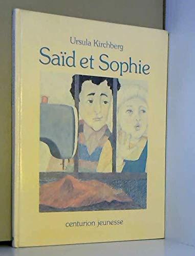 9782227706071: Sa�d et Sophie