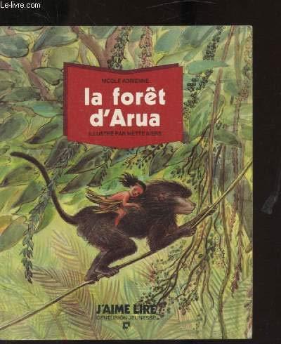 9782227713239: La forêt d'Arua