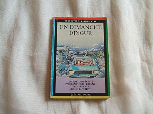 9782227722019: UN DIMANCHE DINGUE (J'aime lire)