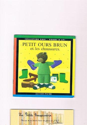 9782227725041: Petit ours brun et les chaussures
