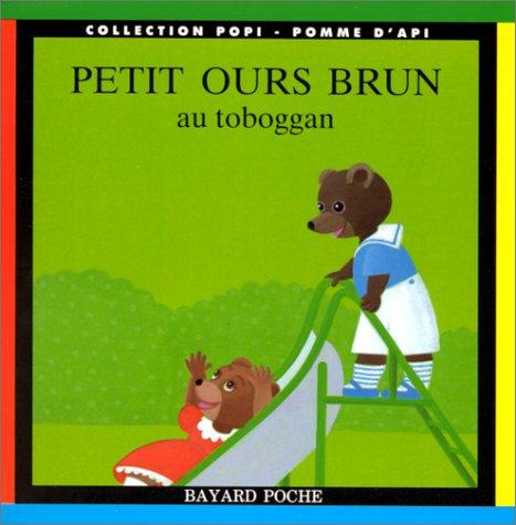 9782227725232: Petit Ours Brun au toboggan