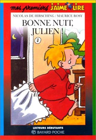 9782227727557: Bonne nuit, Julien!