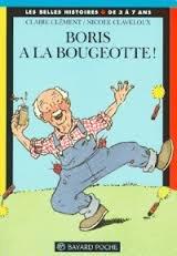 9782227728134: Boris a la bougeotte !