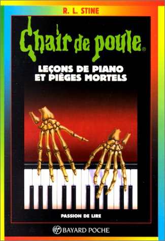 9782227729261: Leçons de piano et pièges mortels, numéro 19