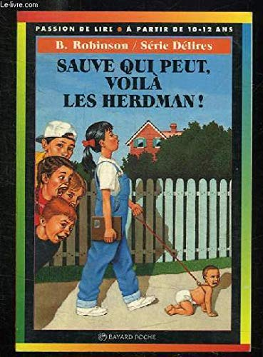Sauve qui peut, voila les herdman: Robinson Barbara,