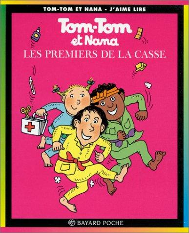 9782227731134: Tom Tom ET Nana: Les Premiers De LA Casse (French Edition)