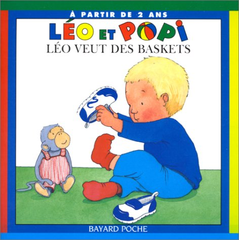 9782227732216: Léo veut des baskets