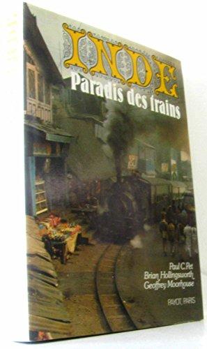 9782228002509: Inde, paradis des trains