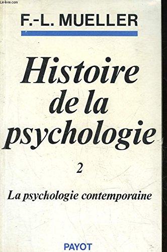Histoire de la psychologie: Fernand-Lucien Mueller