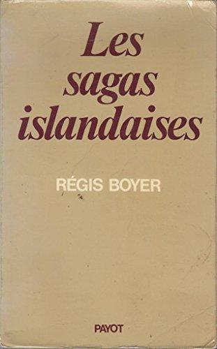 9782228122009: Les sagas islandaises (Bibliotheque historique) (French Edition)