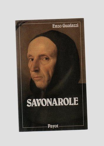 9782228138208: Savonarole, 1452-1498