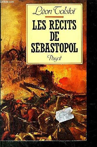9782228142403: Les Récits de Sébastopol