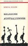 9782228143905: Religions Australiennes