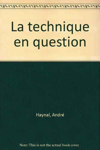 9782228224000: La Technique en question : Controverses en psychanalyse