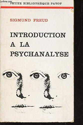 9782228300698: Introduction a la psychanalyse