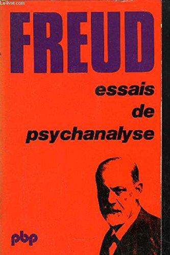 9782228304405: Essais de psychanalyse