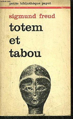 9782228307796: Totem et tabou