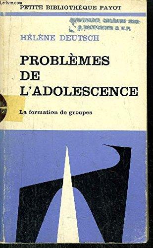 9782228315319: Problèmes de l'adolescence.